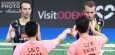 European shuttlers suffered three upsets and one more heartbreak as China and Korea are each vying for three titles on Sunday at the 2015 Denmark Open. By Don Hearn. Photos: […]