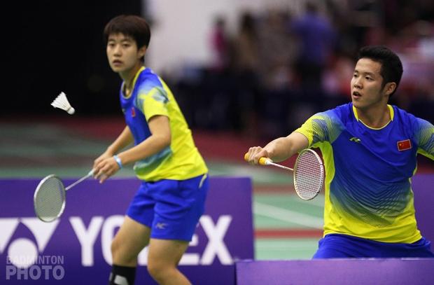 Du Yue / He Jiting (CHN)