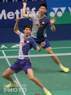 Li Junhui / Liu Yuchen (CHN)