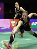 Kamilla Rytter Juhl / Christinna Pedersen (DEN)
