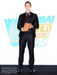 Viktor Axelsen, Best-dressed