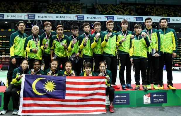 Malaysia - players & entourage