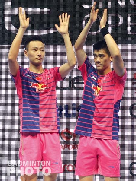 Zhang Nan / Fu Haifeng (CHN)