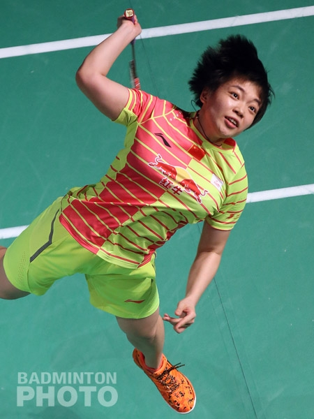 Chen Qingchen (CHN)