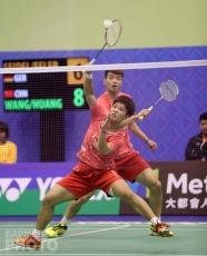 Wang Yilyu / Huang Dongping (CHN)
