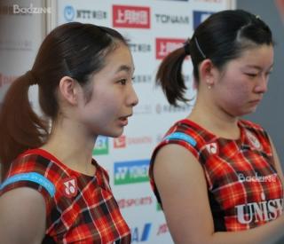 All Japan 2017 WD1 Matsutomo/Takahashi