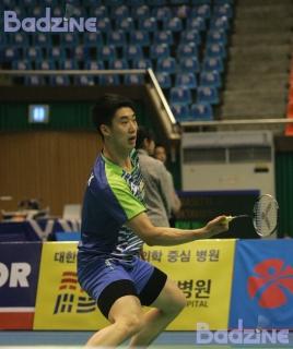 Korea Masters QF 9237