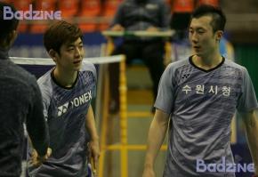 Korea Masters QF 9496