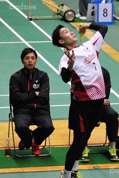 All Japan 2017 MS5 Kento Momota