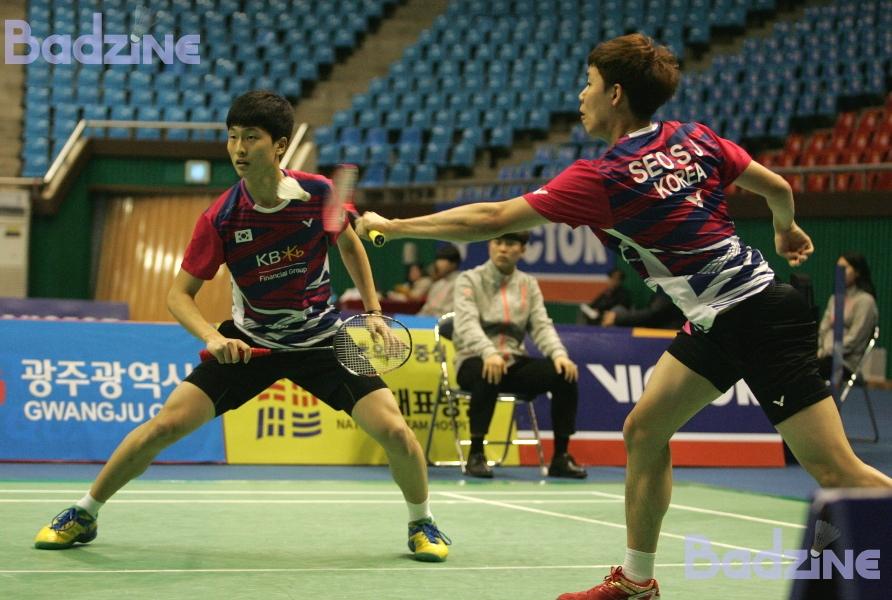 Korea Masters QF 8000