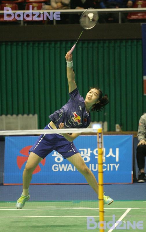 Korea Masters QF 9663