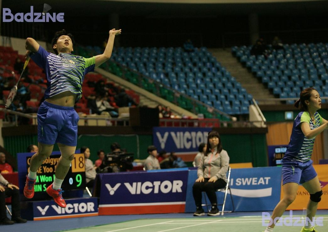 Korea Masters SF 582