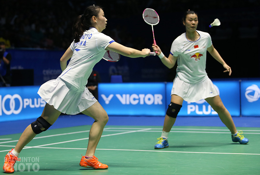 Malaysia Open 2017 Sf Huang And Zheng Each In Hunt For Two