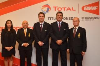 Bangkok winning delegation