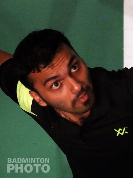 Nikhar Garg (IND)