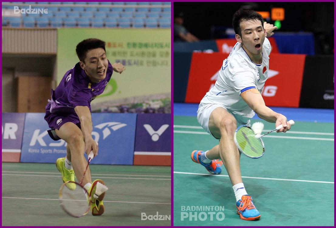 Liu and Lu Kai