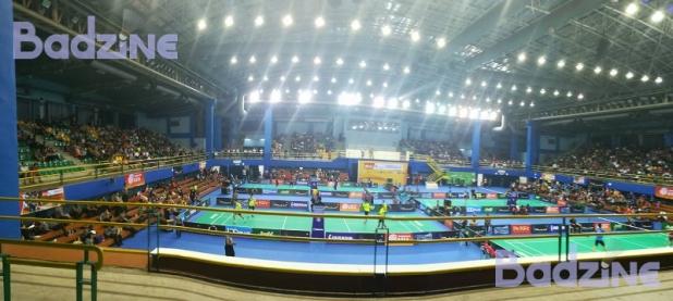 Malaysian tie at BAC MWTeams in AS