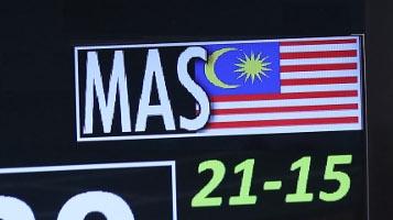 MAS scoreboard
