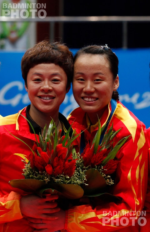 Peng and Zhao - AsianGames2010