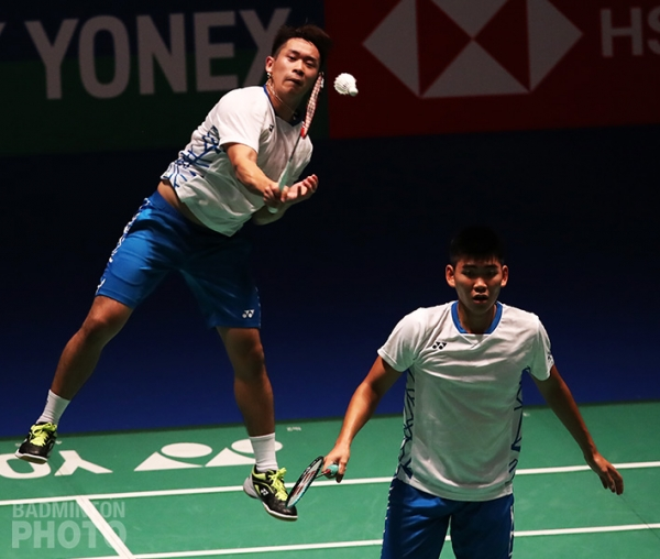 Nyl Yakura  and Jason Anthony Ho-Shue (CAN)