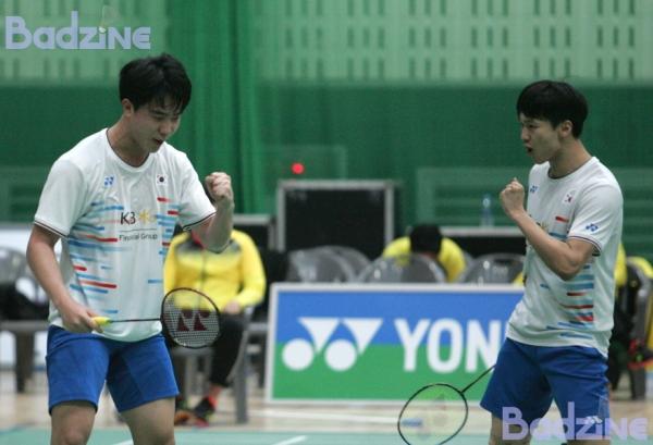 Kang Min Hyuk / Kim Jae Hwan (KOR)