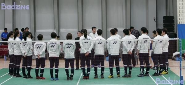 Korea-Japan Friendly Japanese Team 8590