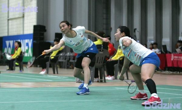 Kim So Yeong / Kong Hee Yong (KOR)