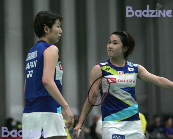 Ayako Sakuramoto / Yukiko Takahata (JPN)