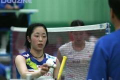Saena Kawakami (JPN) and Lee Se Yeon (KOR)
