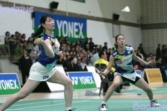 Mayu Matsumoto and Wakana Nagahara (JPN)