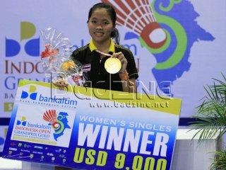 اينتانون راتچانوك قهرمان مسابقات گراند پري اندونزي