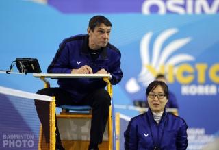 Wolfgang Lund and Kim Myo Jung