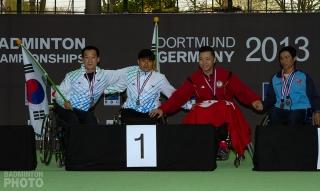 Kim Kyunghoon, Kim Jungjun, Ho Yuen Chan, Truong Ngoc Binh