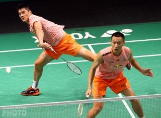 Fu Haifeng / Zhang Nan (CHN)