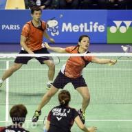 Lee Chun Hei / Chau Hoi Wah (HKG, WR#16)