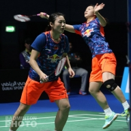 Luo Ying, Luo Yu (CHN, WR#7)