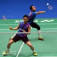 Hendra Setiawan / Mohammad Ahsan (INA, WR#2)