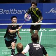 Tsai Chia Hsin / Lee Sheng Mu (TPE, WR#20)