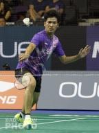 Derek Wong (SIN, WR#57)