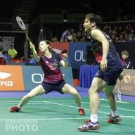 Kim Ha Na, Ko Sung Hyun (KOR, WR#2)