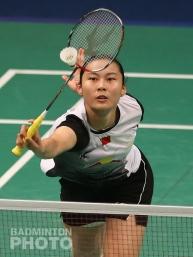 Wang Yihan (CHN, WR#2)