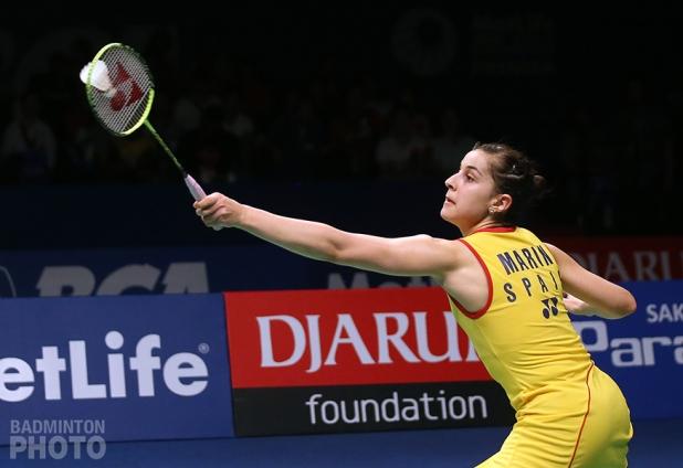 Carolina Marin (ESP, WR#1)