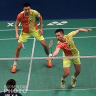 Hong Wei / Chai Biao (CHN, WR#5)