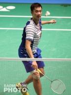 Wang Zhengming at the Australia Open