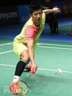 Chen Long (CHN - WR#2)
