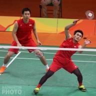 Hendra Setiawan / Mohammad Ahsan (INA)