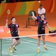Yoo Yeon Seong / Lee Yong Dae (KOR)