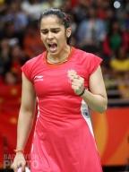 Saina Nehwal (IND)