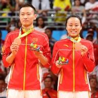 Zhang Nan / Zhao Yunlei (CHN, Bronze)