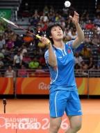 Tang Yuanting at the Rio Olympics
